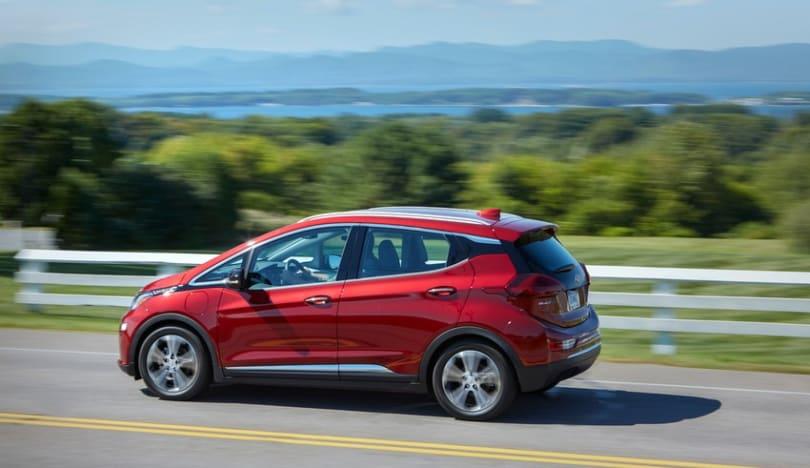 """""""General Motors"""" 73 min elektrikli avtomobili geri çağırırSƏNAYE"""