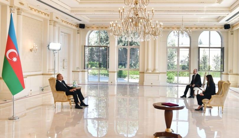 Azərbaycan Prezidenti BMT-nin yeni rezident əlaqələndiricisini qəbul edib