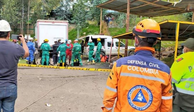 Kolumbiyada kömür mədənində partlayış olub, ölənlər var