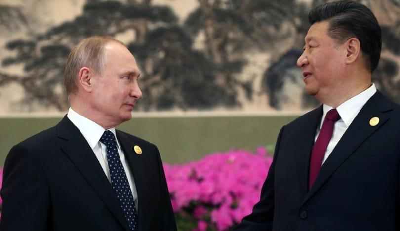 Rusiya və Çin liderləri arasında telefon danışığı olub