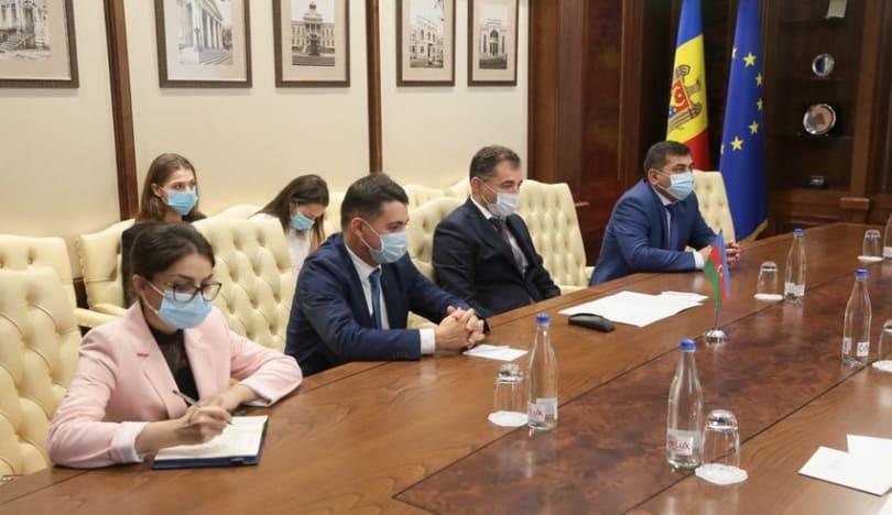 Moldova-Azərbaycan yeni parlamentlərarası dostluq qrupu formalaşdırılır