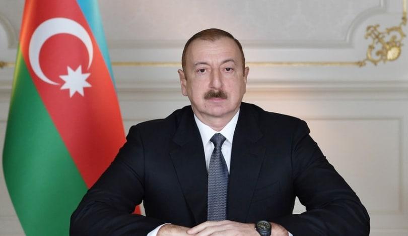 """İlham Əliyev: """"Hər kəs xəritəyə baxıb görə bilər ki, Azərbaycan hakim strateji nöqtələrə sahibdir"""