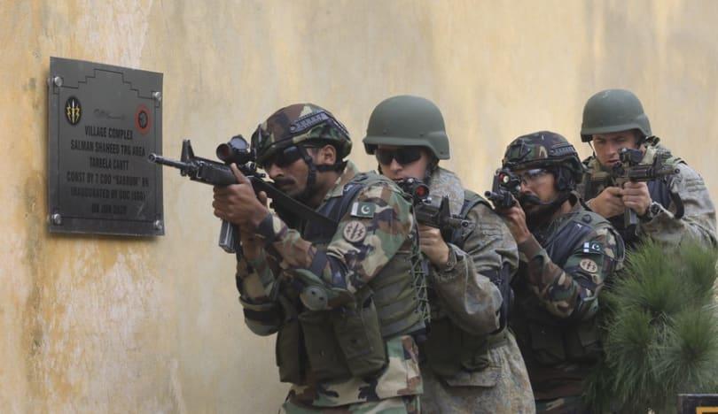 Pakistanın cənub-qərbində terrorçulara qarşı əməliyyat keçirilib