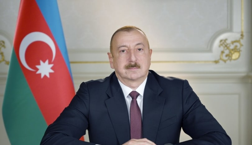İlham Əliyev Qırğız Respublikasının Prezidentini təbrik edib