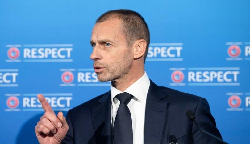 UEFA prezidenti FIFA-nın dünya çempionatı ilə bağlı fikrini dəstəkləmir