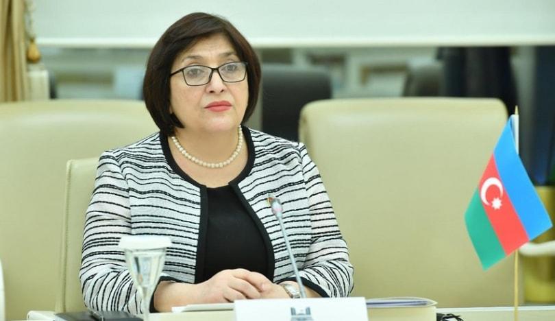 Sahibə Qafarova Avstriyaya səfərə gedir
