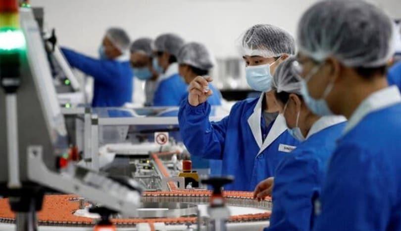 Çin dünya ölkələrinə bir milyard doza vaksin göndərib