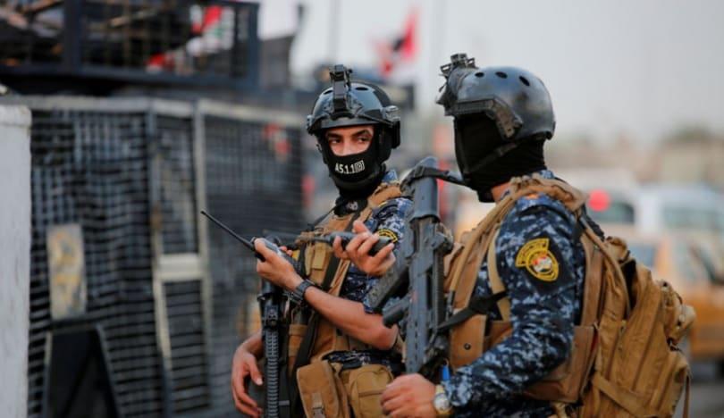 İraqda İŞİD-in hücumu zamanı 7 polis əməkdaşı həlak olub, yaralılar var