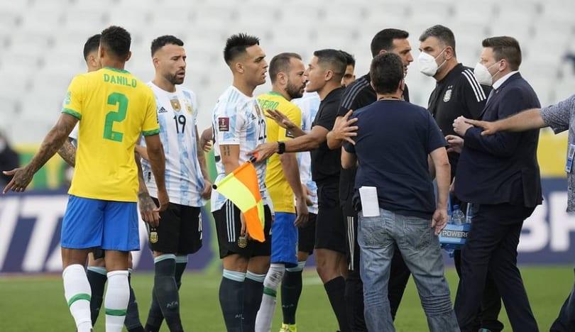 FIFA Braziliya - Argentina görüşünü dayandırıb