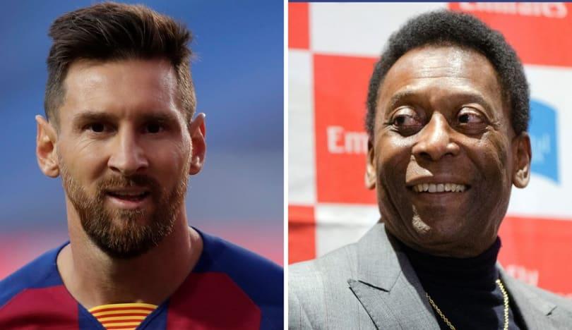 Messi yığmada qolların sayına görə Peleni ötərək Cənubi Amerika rekordçusu olub