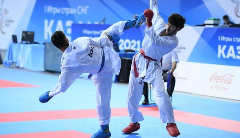 MDB Oyunları: Azərbaycanın 2 karateçisi bürünc medal qazanıb