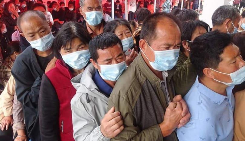 Çində koronavirusun yeni yayılma ocağı aşkarlanıb