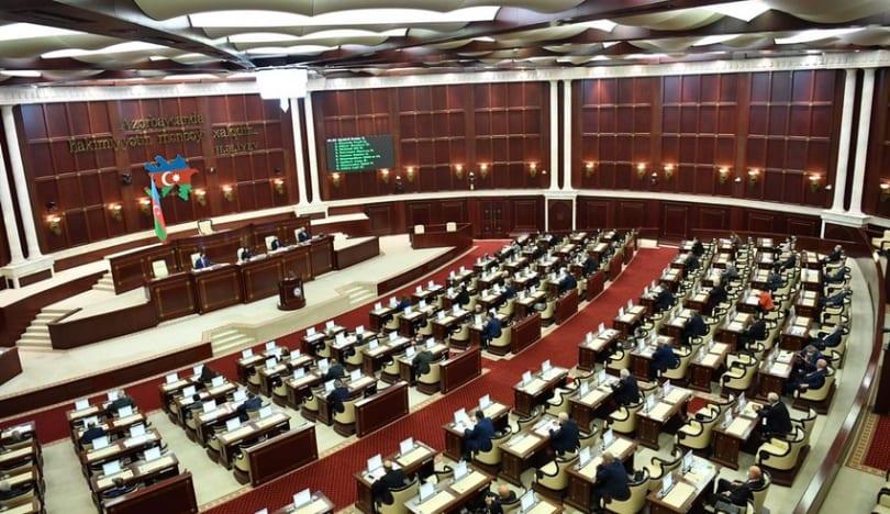 Milli Məclisin payız sessiyasının işlər planı açıqlanıb