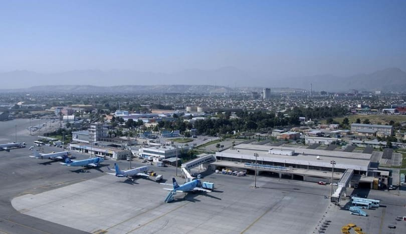 Kabil aeroportunun fəaliyyəti bərpa olunub
