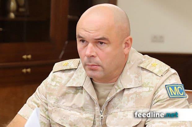 Qarabağda Rusiya sülhməramlılarının yeni komandanı təyin edilib