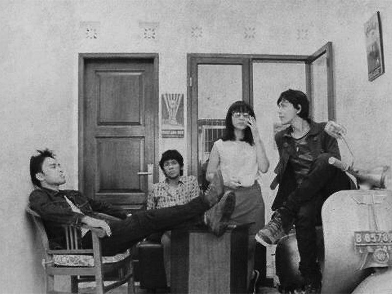 Indische Party - Indonesian Band