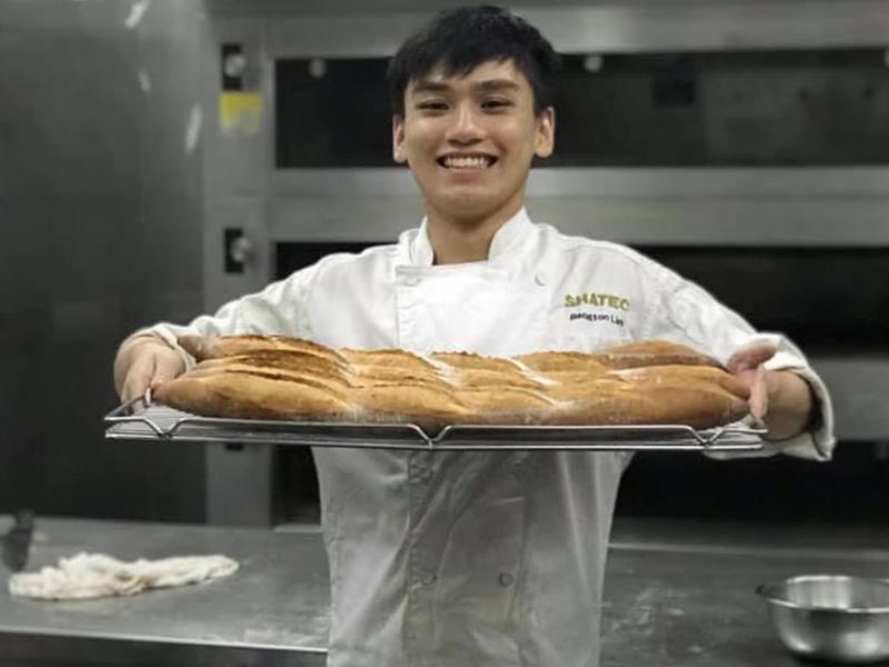 Bennetton Lim baking