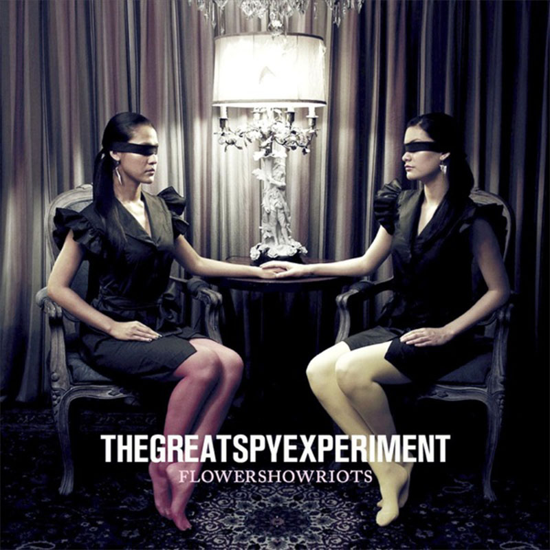 Flower Show Riots - The Great Spy Experiment