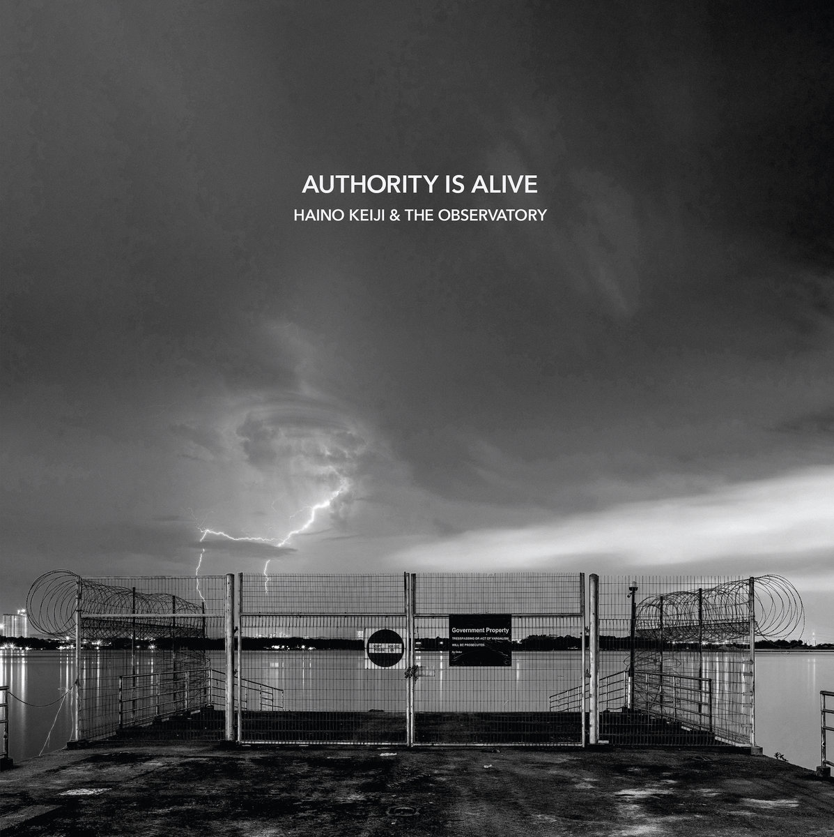 The Observatory / Keiji Haino - Authority is Alive