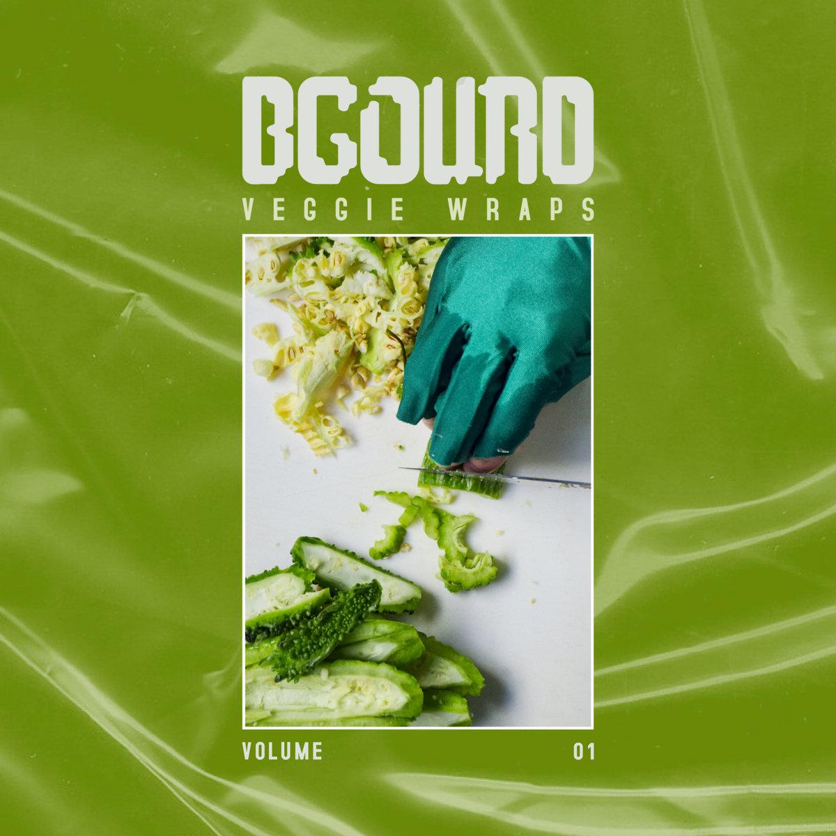 BGourd Halal Sol - Veggie Wraps Vol 1
