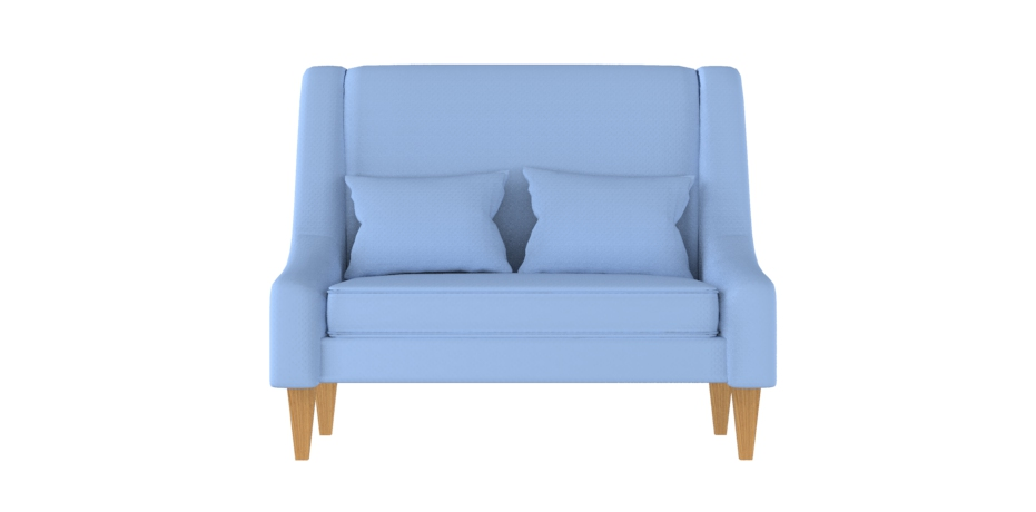 Maesta Odessa Sofa 2 Dudukan Biru
