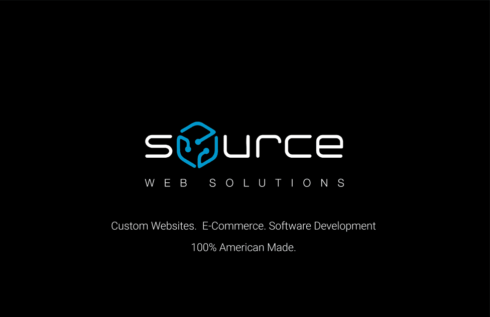 Source Web Solutions builts custom software and websites for whatever your needs are!