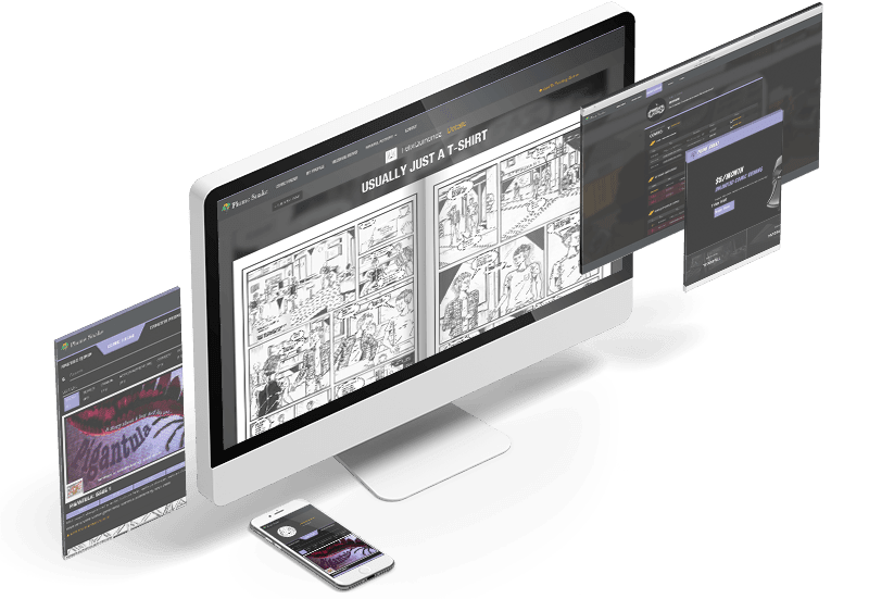 Plume Snake is a custom Membership Website and Membership Portal custom developed by Source Web Solutions to be the best comic book membership site possible!