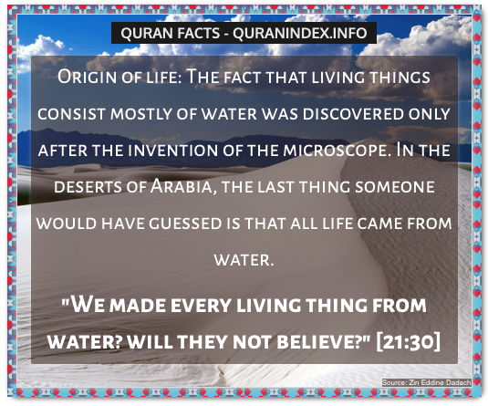 Discover Amazing, Interesting and Beautiful Scientific Quran #Quotes and #Facts @ https://quranindex.info/blog/ [427] #Quran #Islam