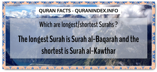 Discover Amazing, Interesting and Beautiful General Quran #Quotes and #Facts @ https://quranindex.info/blog/ [490] #Quran #Islam