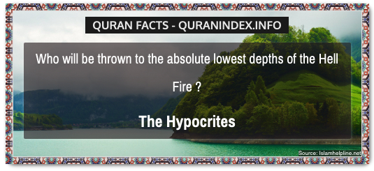 Discover Amazing, Interesting and Beautiful General Quran #Quotes and #Facts @ https://quranindex.info/blog/ [407] #Quran #Islam