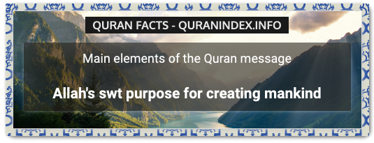 Discover Amazing, Interesting and Beautiful General Quran #Quotes and #Facts @ https://quranindex.info/blog/ [482] #Quran #Islam