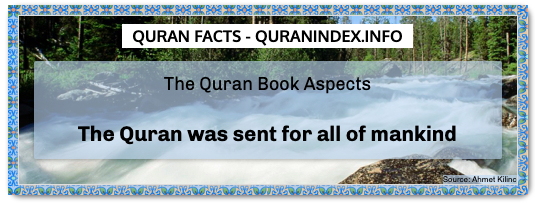 Discover Amazing, Interesting and Beautiful General Quran #Quotes and #Facts @ https://quranindex.info/blog/ [301] #Quran #Islam
