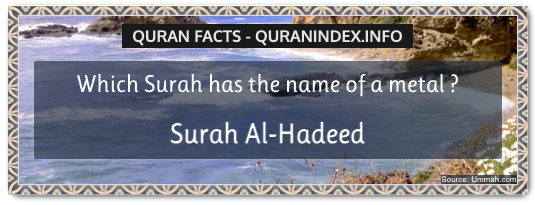 Discover Amazing, Interesting and Beautiful  Quran #Quotes and #Facts @ https://quranindex.info/blog/ [35] #Quran #Islam