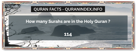 Discover Amazing, Interesting and Beautiful Numerical Quran #Quotes and #Facts @ https://quranindex.info/blog/ [1] #Quran #Islam