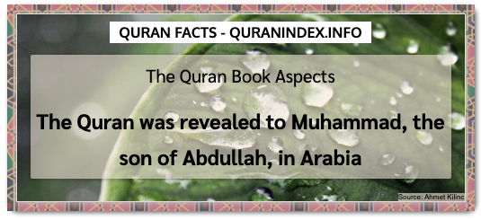 Discover Amazing, Interesting and Beautiful General Quran #Quotes and #Facts @ https://quranindex.info/blog/ [299] #Quran #Islam