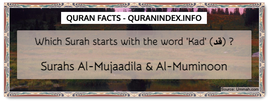 Discover Amazing, Interesting and Beautiful  Quran #Quotes and #Facts @ https://quranindex.info/blog/ [49] #Quran #Islam