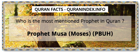 Discover Amazing, Interesting and Beautiful General Quran #Quotes and #Facts @ https://quranindex.info/blog/ [468] #Quran #Islam