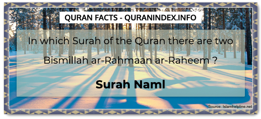 Discover Amazing, Interesting and Beautiful General Quran #Quotes and #Facts @ https://quranindex.info/blog/ [409] #Quran #Islam