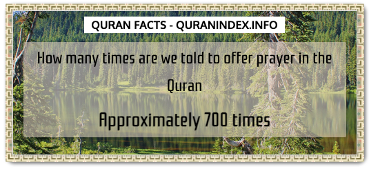Discover Amazing, Interesting and Beautiful Numerical Quran #Quotes and #Facts @ https://quranindex.info/blog/ [469] #Quran #Islam