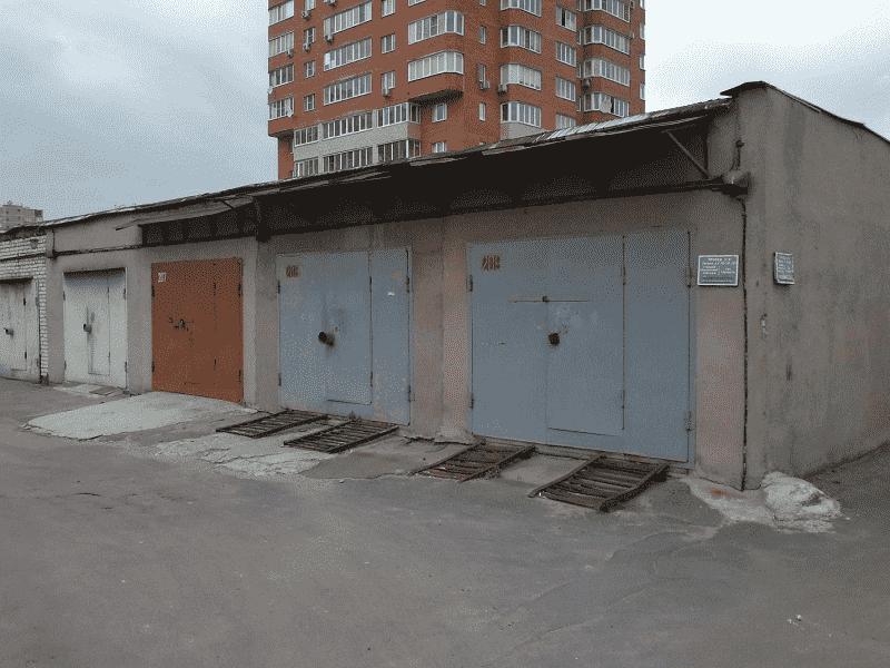 Налог на гараж в 2021 году