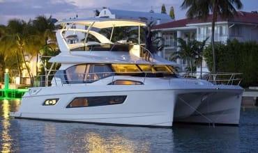 Aquila Catamaran 44