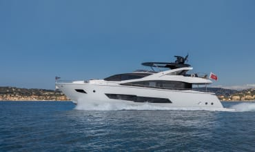 Sunseeker 86 - *as NEW* - Cote d'Azur - 6 weeks p.a. - £600,000