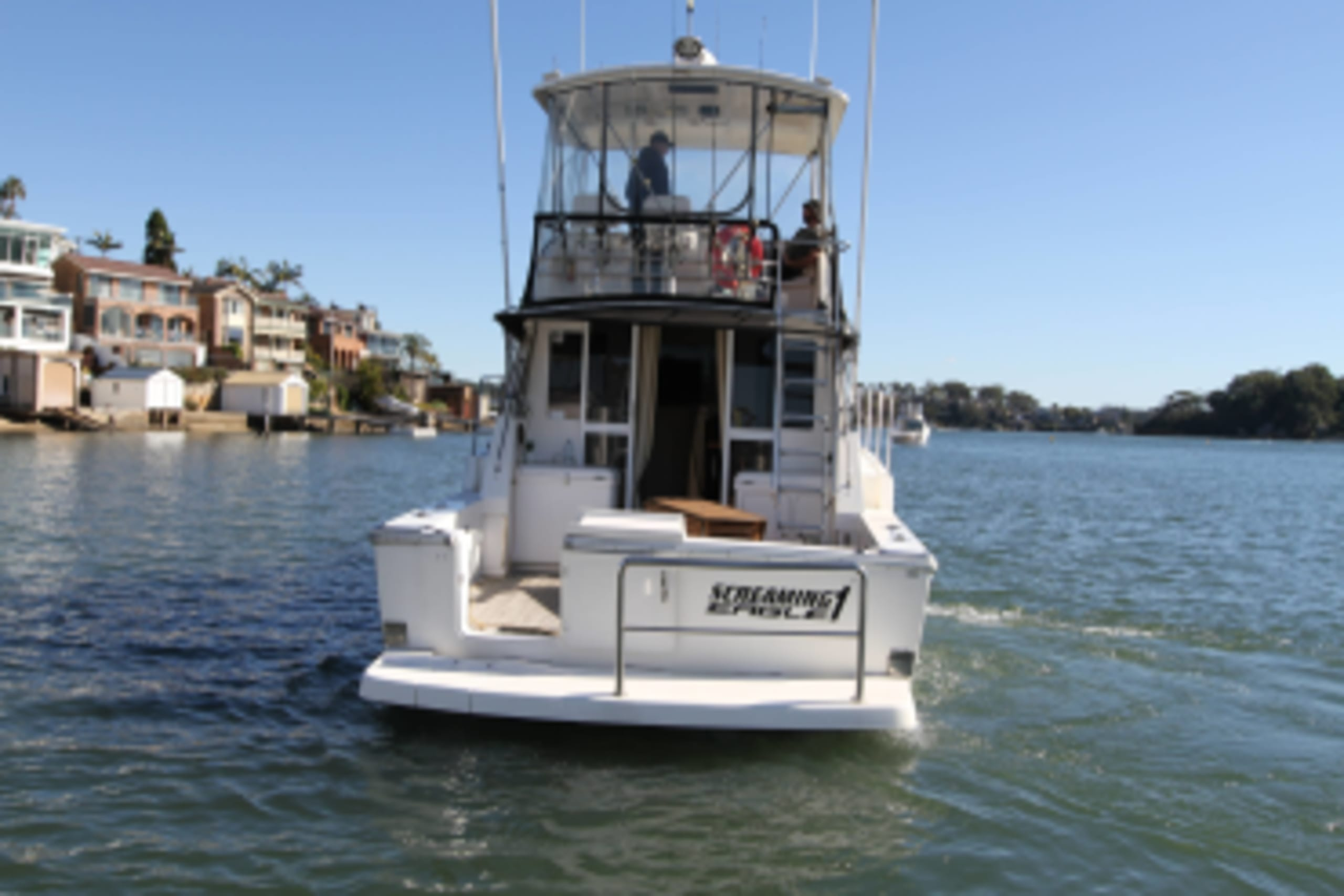 Caribbean 45 Flybridge Cruiser - Fremantle WA
