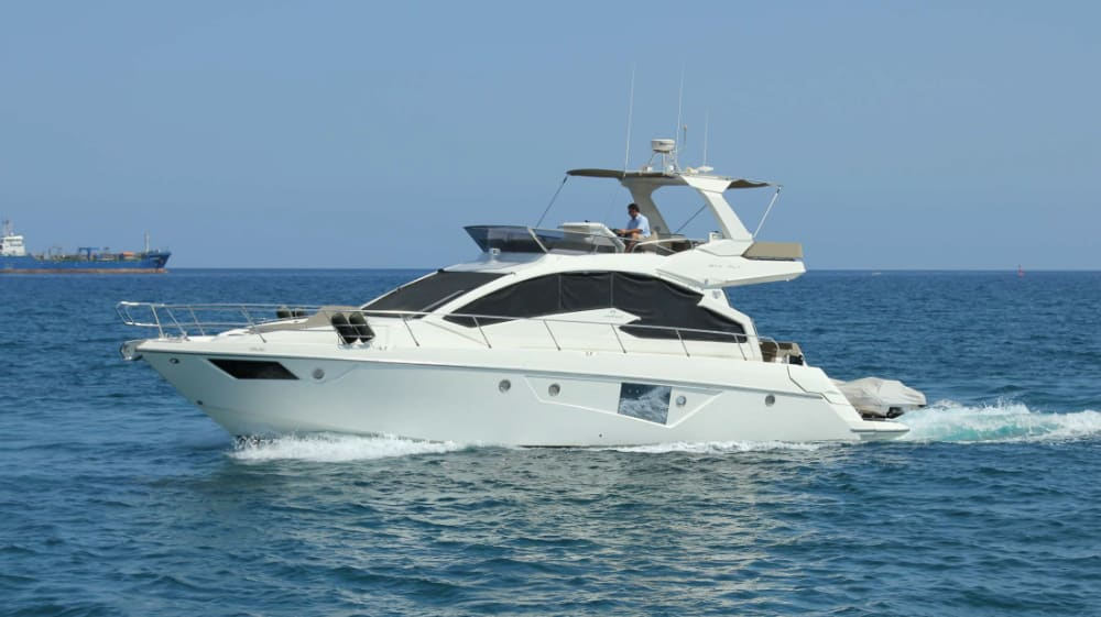 Boat Share Syndicate a Cranchi Fifty 8 Fly – It's awe-inspiring!