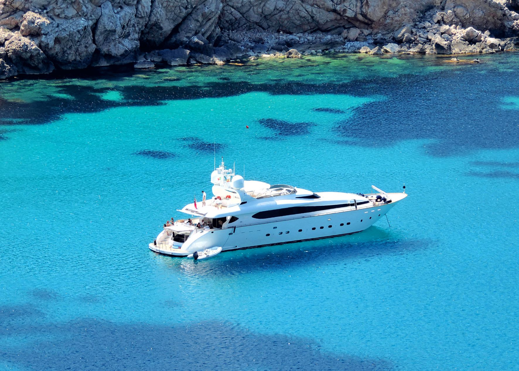 Our yacht share app – The more you know, the smoother it'll go!