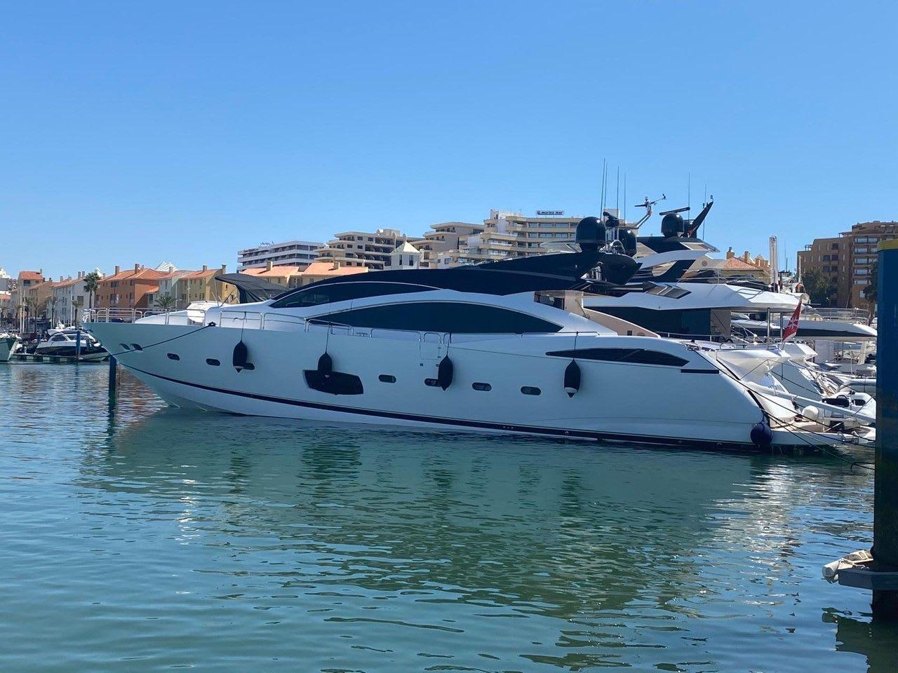 Sunseeker Predator 92 – Ibiza/Mallorca