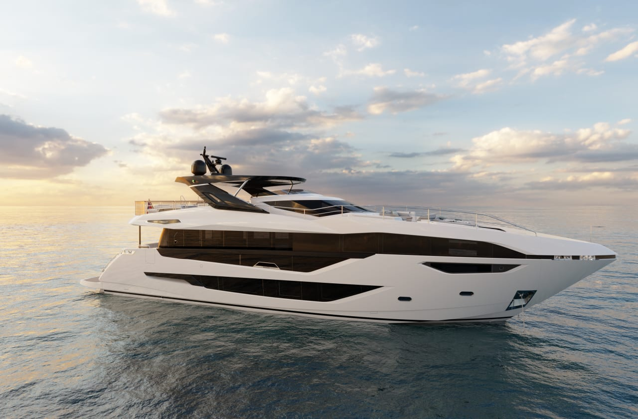 Our new Sunseeker 100 yacht share syndicate – Awe-inspiring voyages!