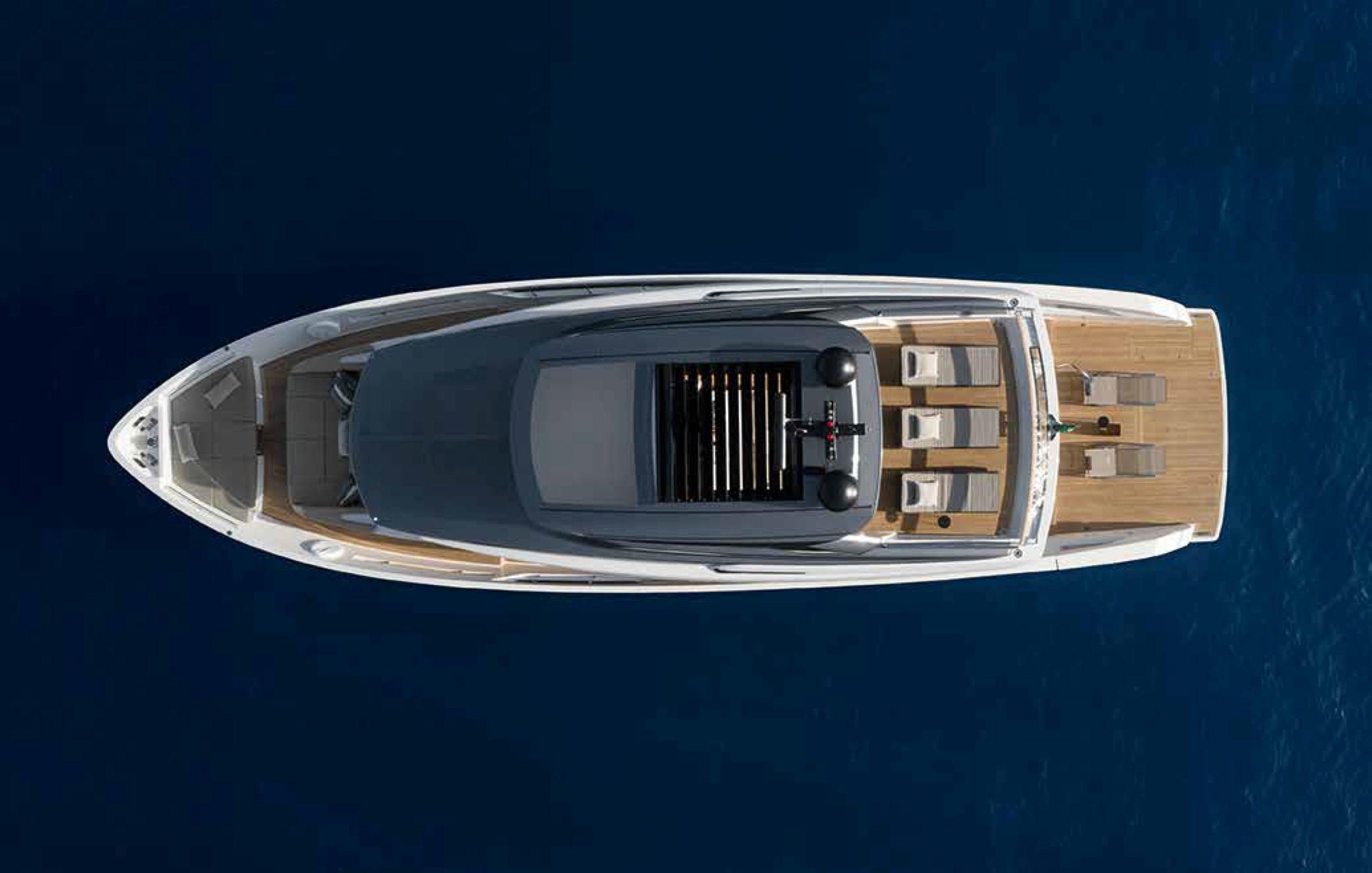 Yachting Manufacturer Spotlight – Stunning Craft from Sanlorenzo