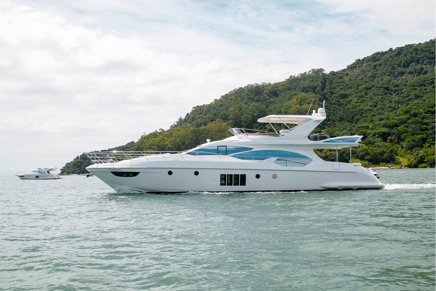 Azimut 70 - California - Newport Beach