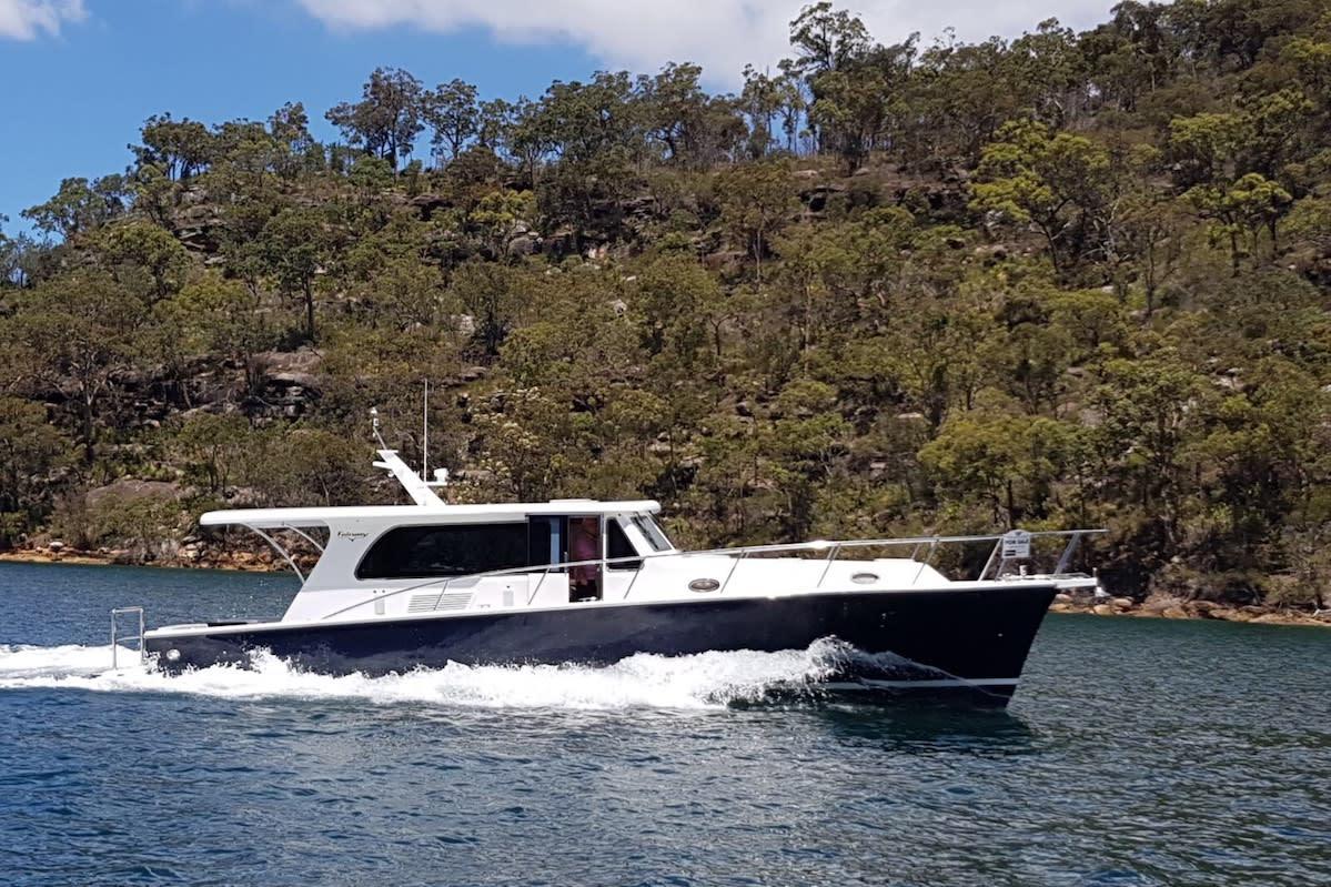 Fairway 43 Sedan - Sydney NSW